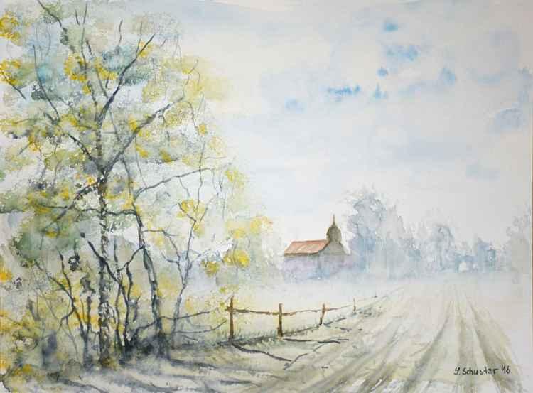 Rural landscape -