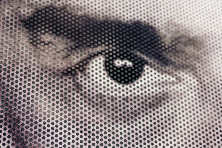"EYE : Derek Jarman (LIMITED EDITION 1/50) 12"" X 8"" - Image 0"