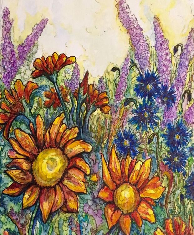 Field Flowers - Image 0