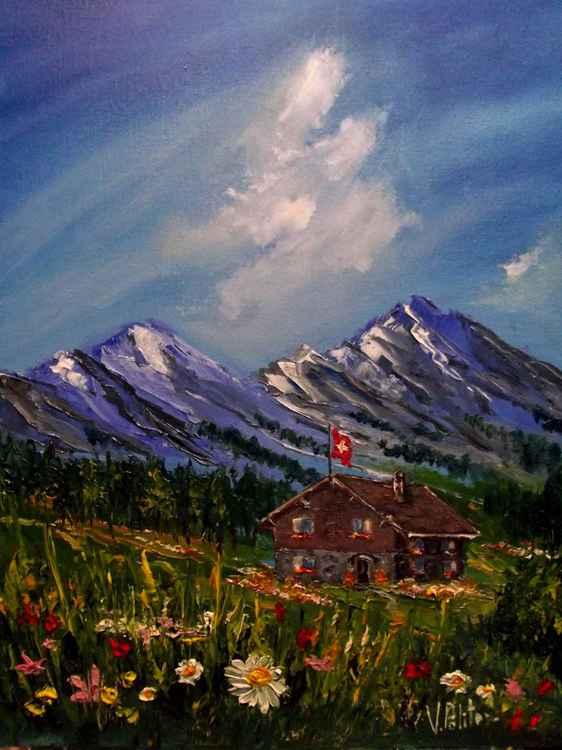 """""""Alpine Tale"""""""