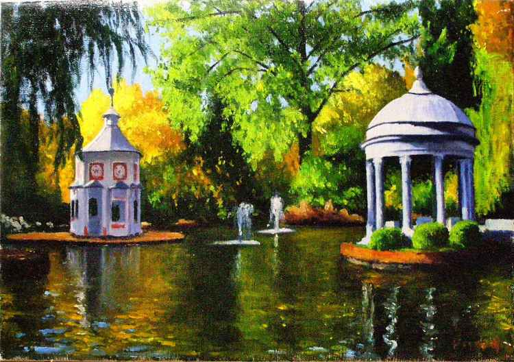 Aranjuez Gardens -