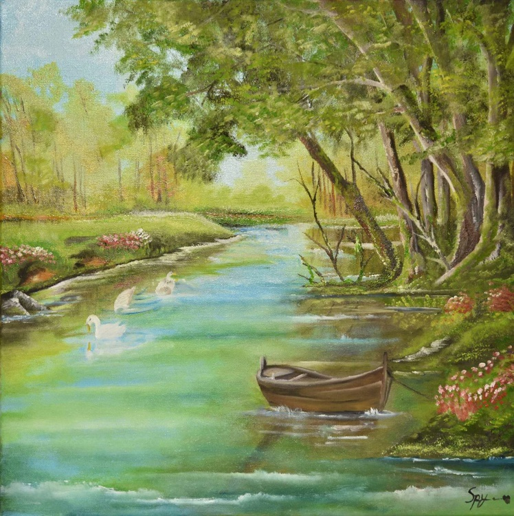 Dreaming of my Wonderful River - Image 0