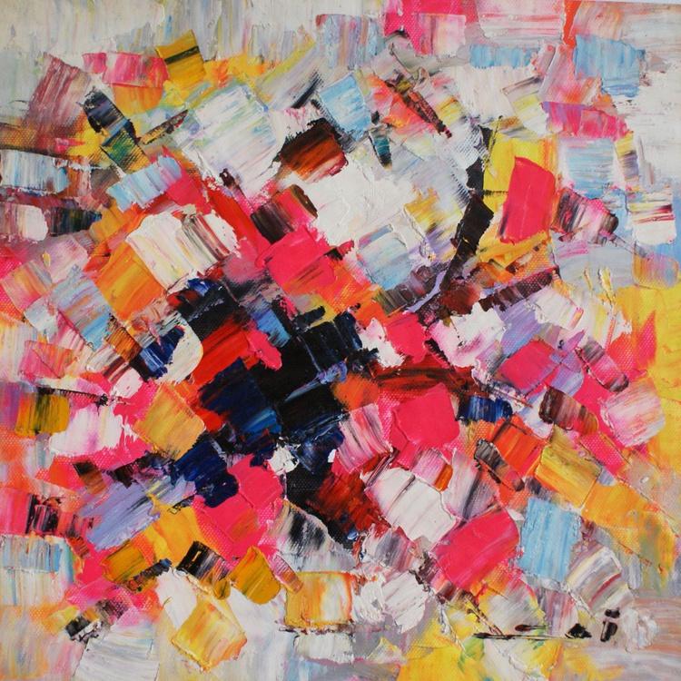 """Abstract motives"" part 1 - Image 0"