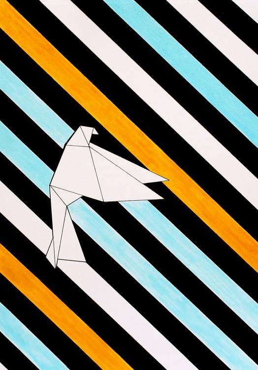 Origami 105 - Image 0