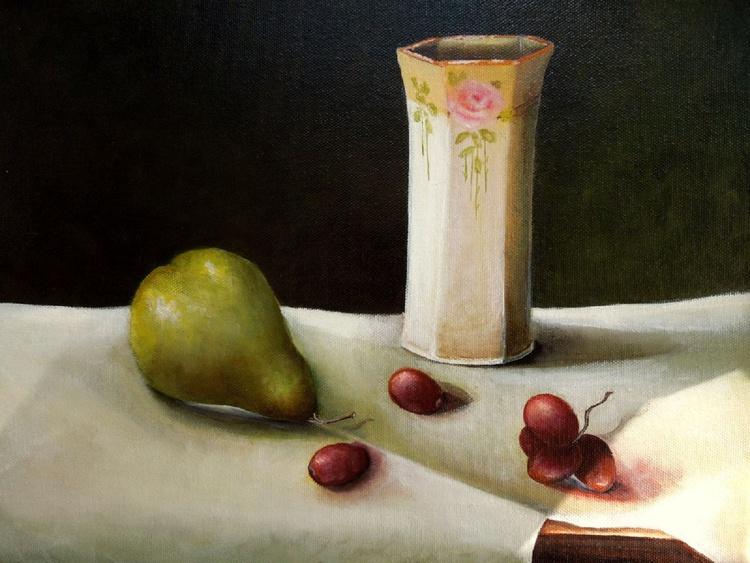 Green Pear - Image 0