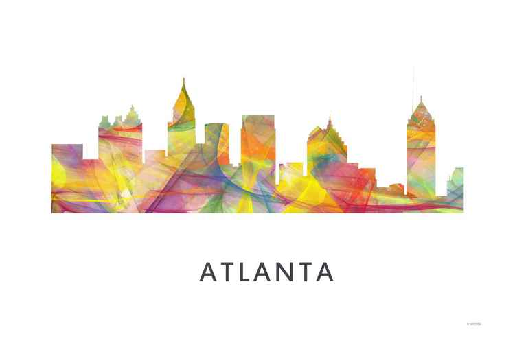 Atlanta Skyline WB1 -