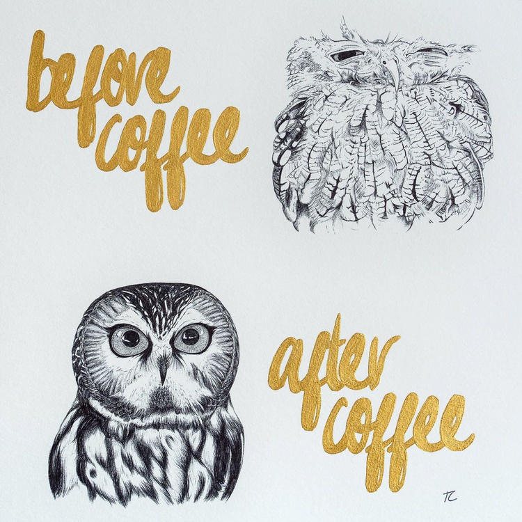 Before Coffee, After Coffee - Image 0