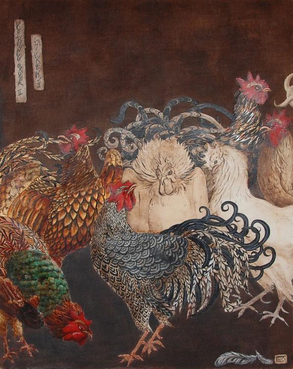Pecking order II - Image 0