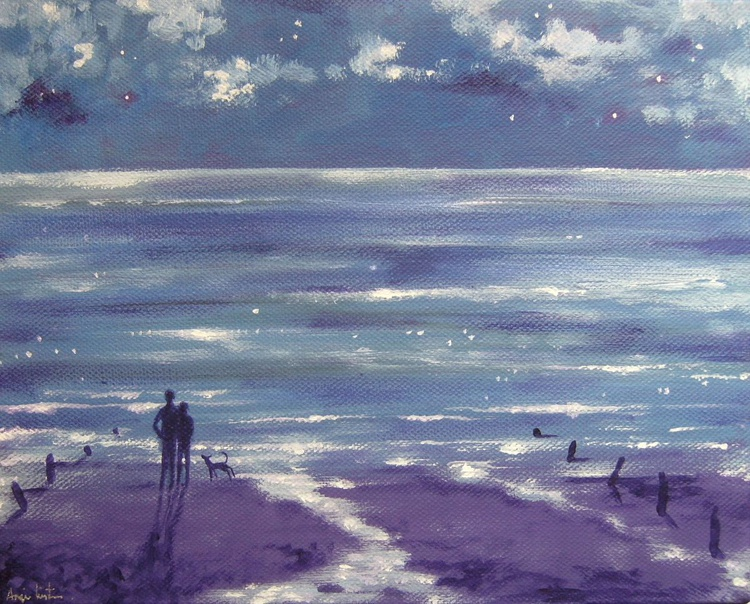 Midnight Beach - Image 0