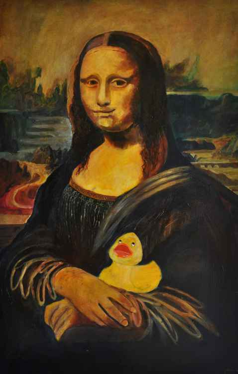Mona Ducky -