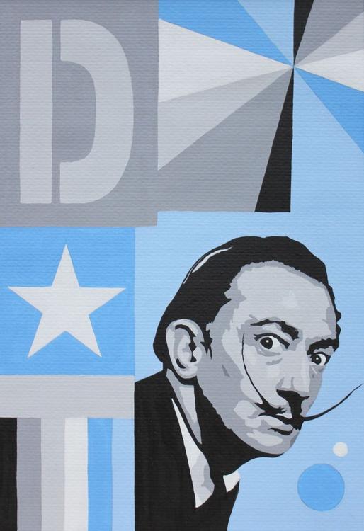 Avida Dollars, a portrait of Salvador Dali 2013 - Image 0