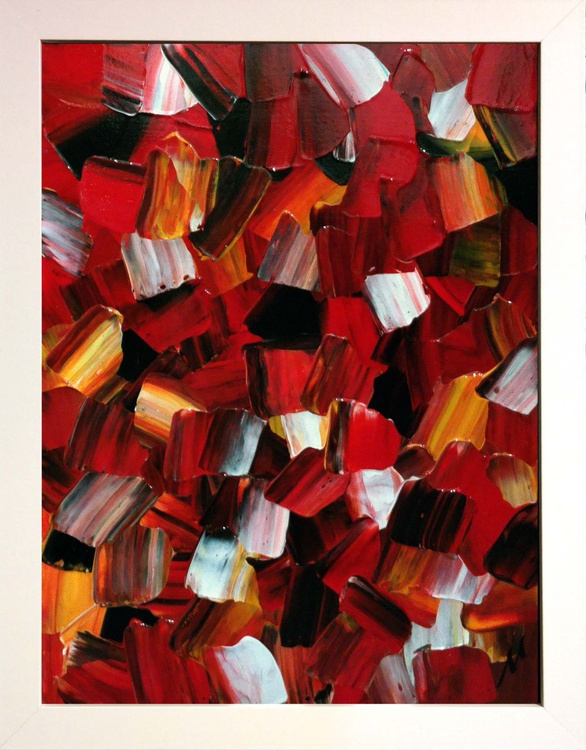 Red Hot (Ready Framed) - Image 0