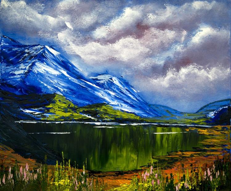 """""""Mountain Lake"""" - Image 0"""