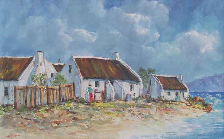 Cottages with a Seaview -