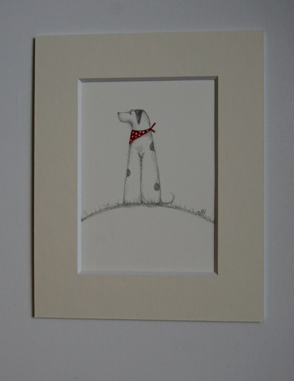Molly., The Bandanna Clad Puppy.. - Image 0