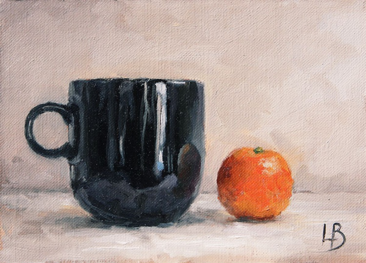 Cup and Clementine - Image 0