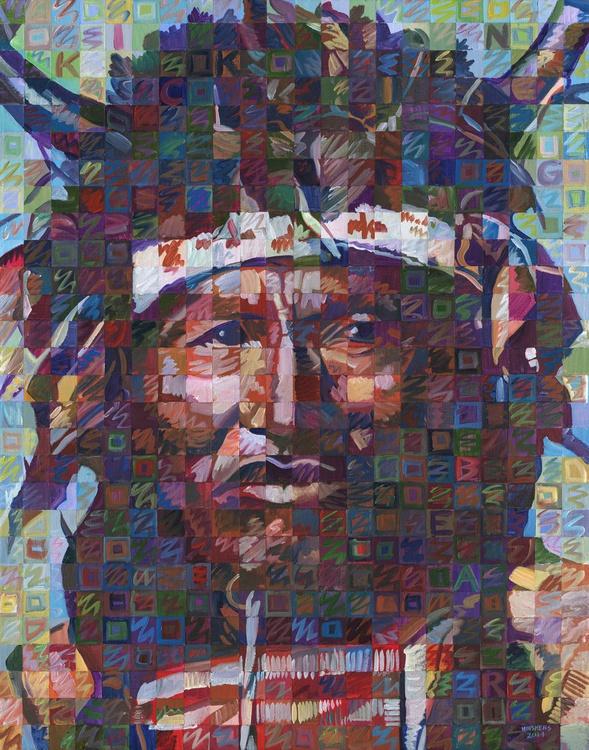 Kicking Bear Of The Lakota Sioux - Image 0
