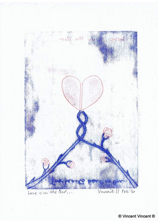 Sketch Project: Love is in the Air... - Image 0