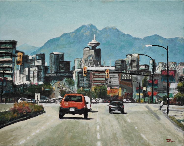 Cambie St Vancouver - Image 0