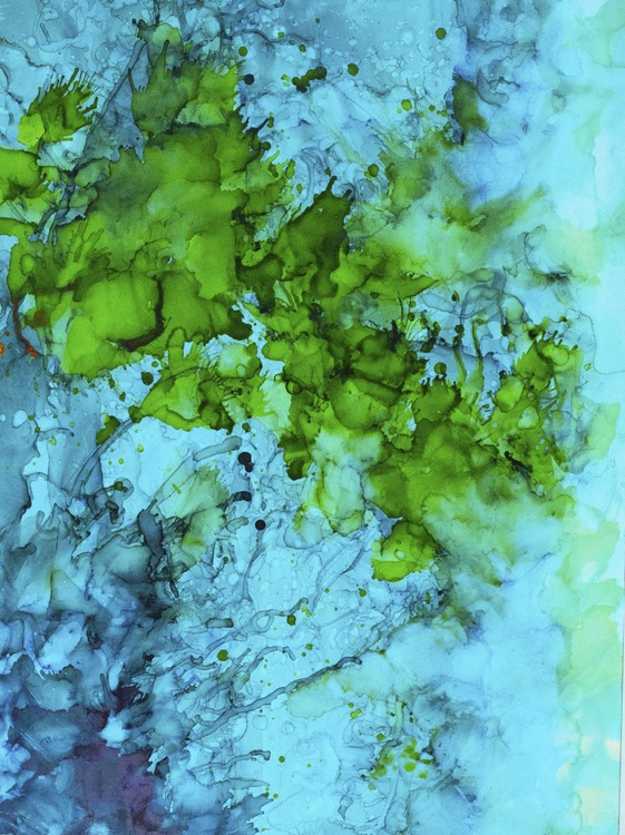 Greenish Blue - Image 0