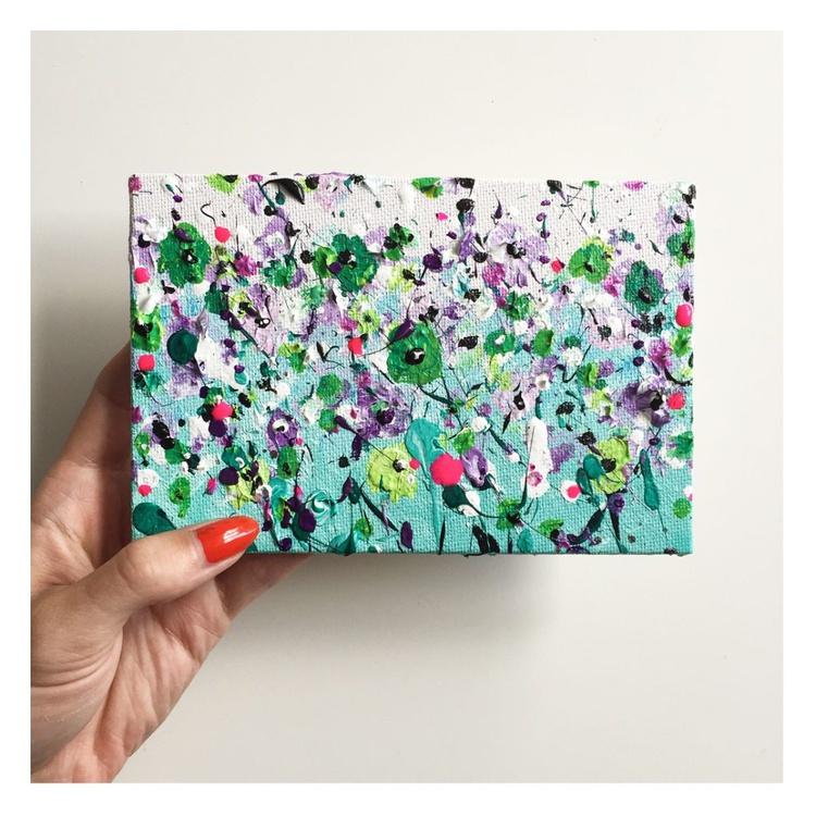 Purple Petals - Image 0