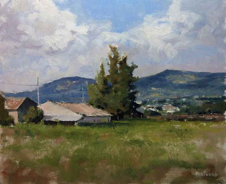 Farm in Haute-Provence