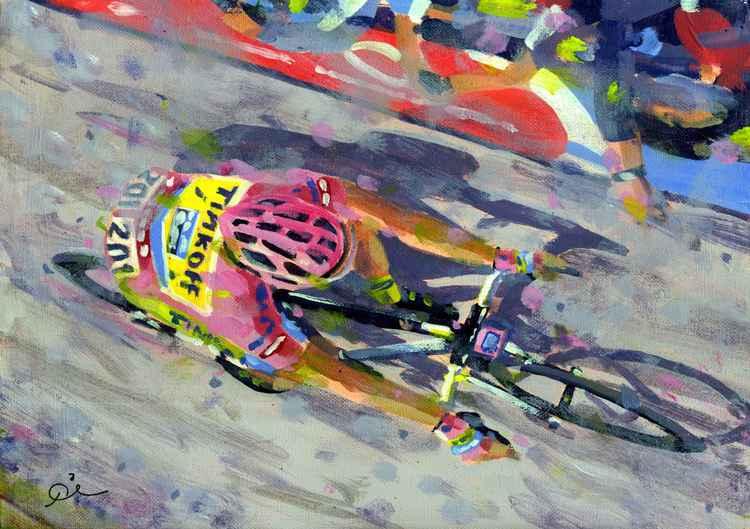 Contador on top -