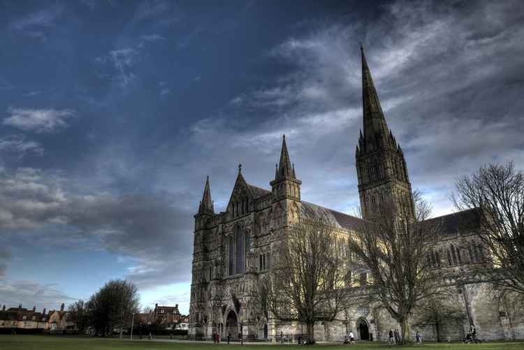 Salisbury Cathedral Limited Edition -