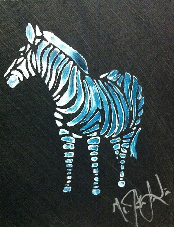 Albino Zebra - Image 0
