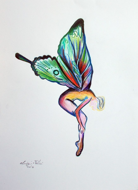 the birth of a butterfly - Image 0