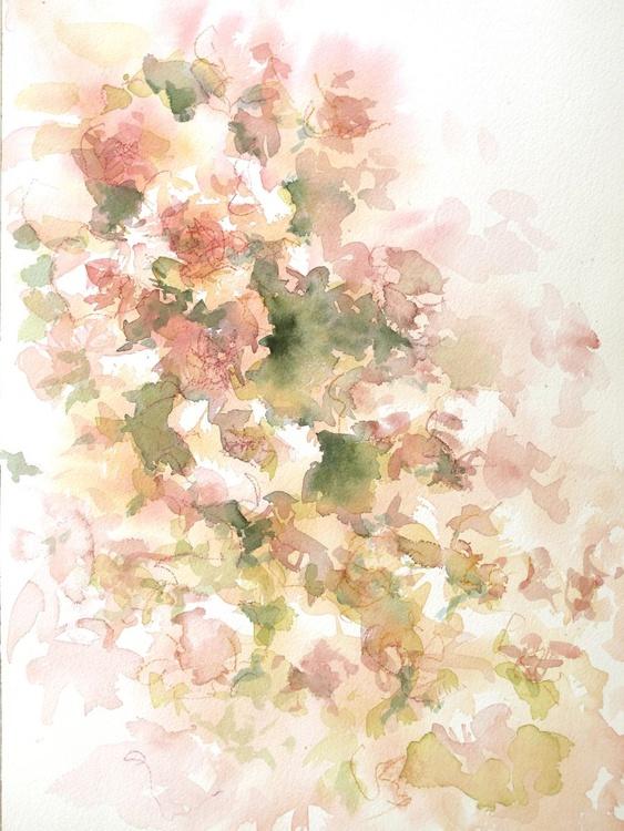 Le buisson de fleurs - Image 0
