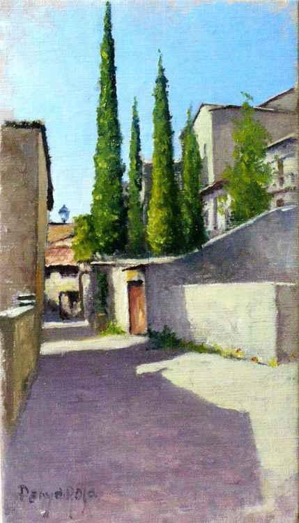 Street Mirambel -