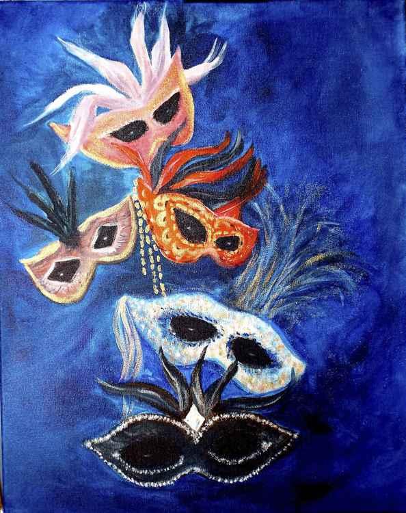 Masking The Blues -