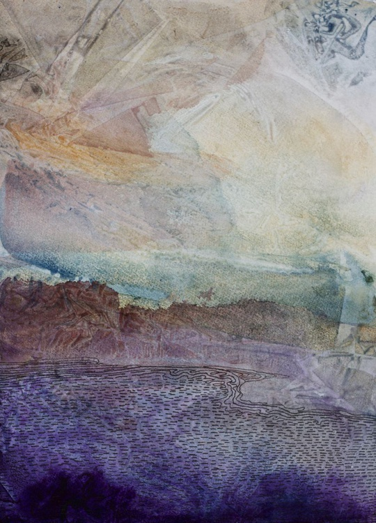 The Hand Sewn Sea Two - Image 0