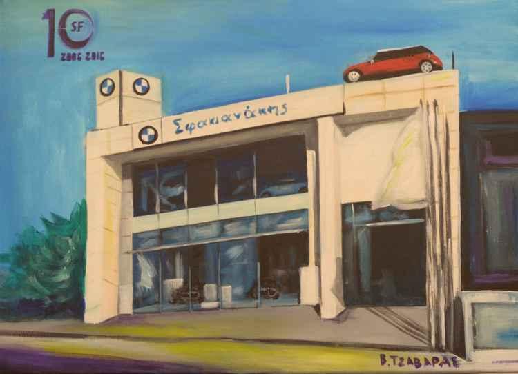 BMW Dealer Sfakianakis