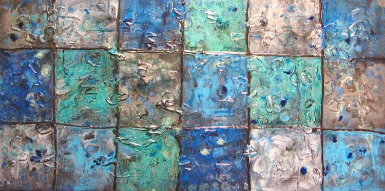 Blue Squares - Image 0