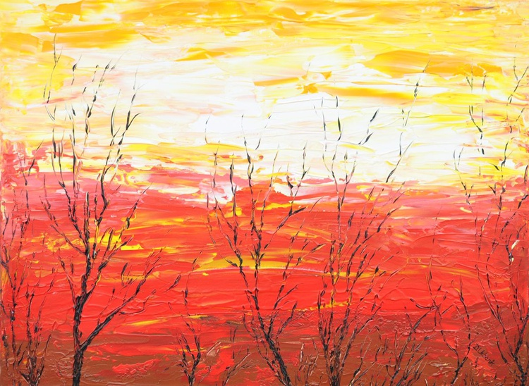 Red Landscape2 - Image 0