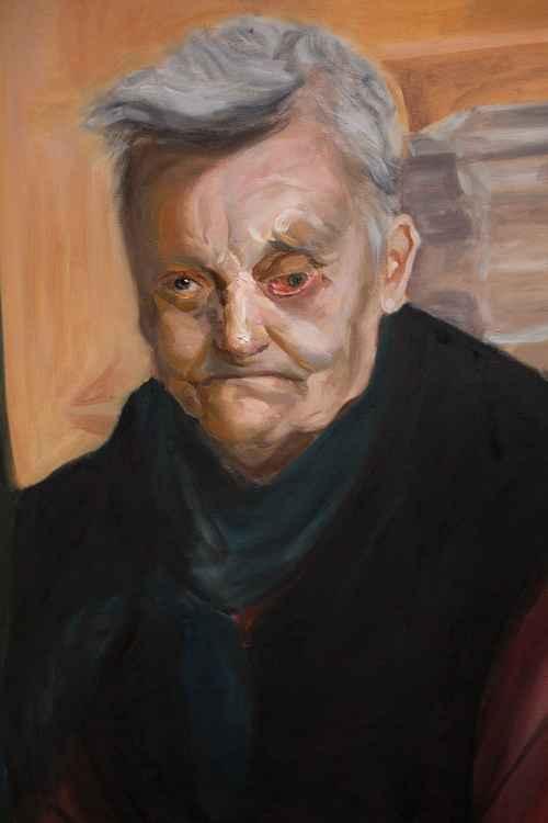 Portrait l -