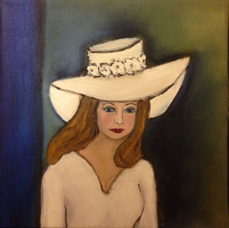 The White Hat - Image 0
