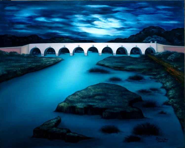 Hungarian bridge -