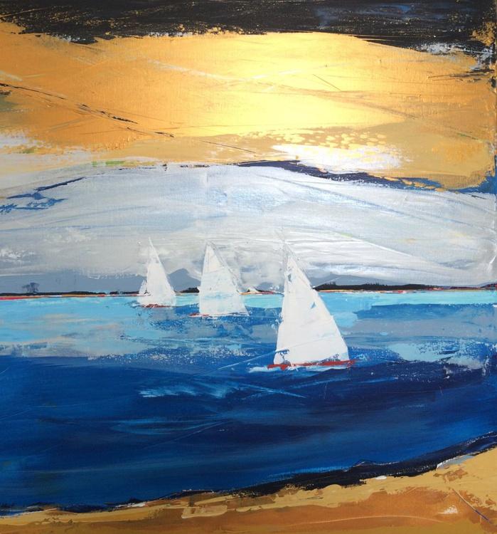Golden Sailing - Image 0