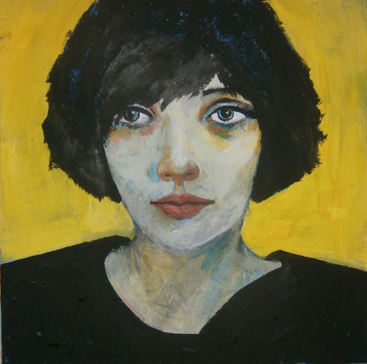 Portrait study # 2102-16 - Image 0