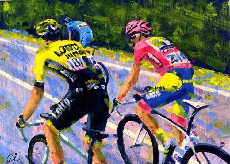 Giro 2015 Mortirolo