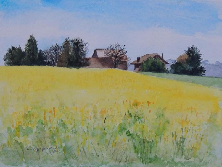 Swiss fields - Image 0
