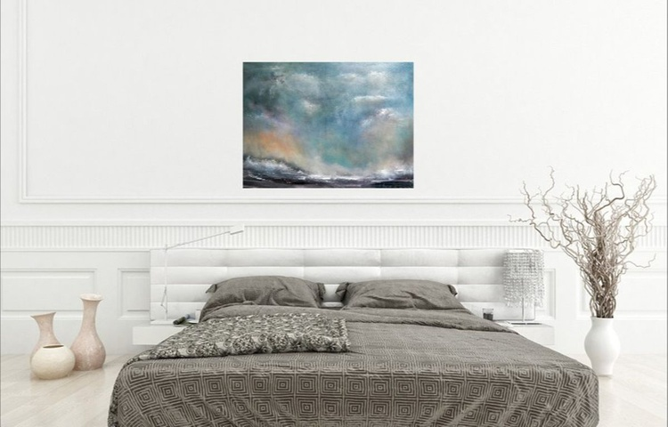 Sky scape 4 ~ English Impressionist Painter - Image 0