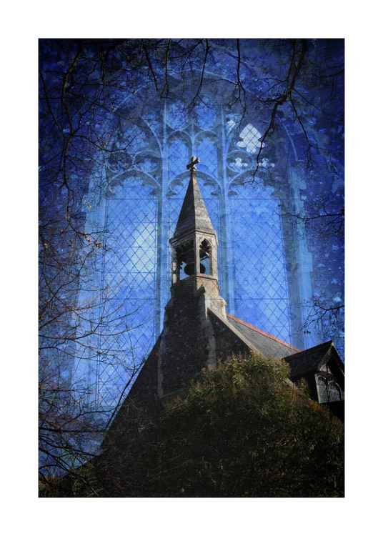 Church and Window -