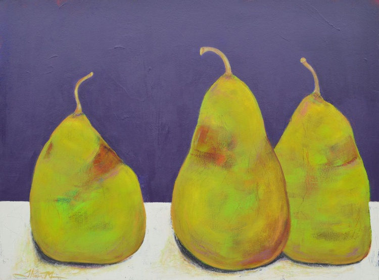 Kitchen Pears - Image 0