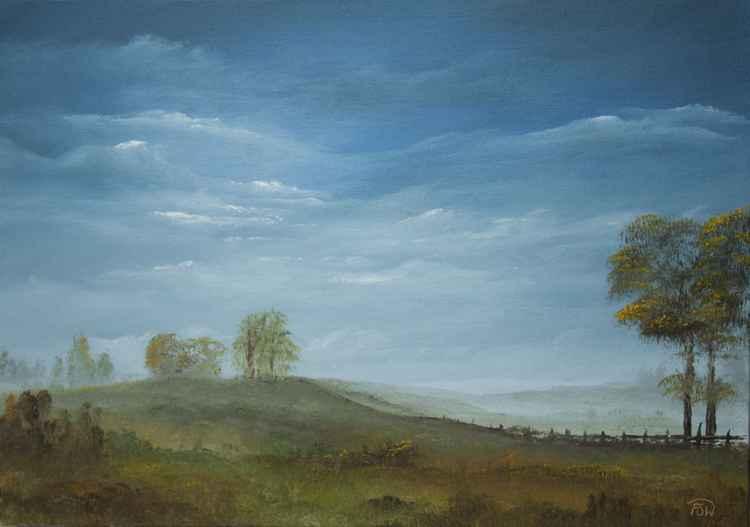 Misty Mound