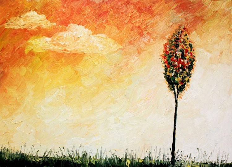 Orange autumn - Image 0