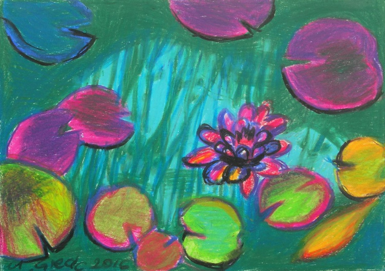 Water lily retreat - Image 0